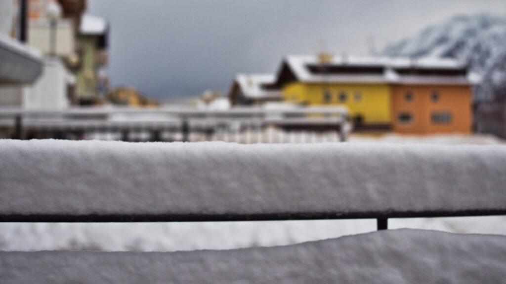 ELSKERSKI - Passo Tonale - Sne