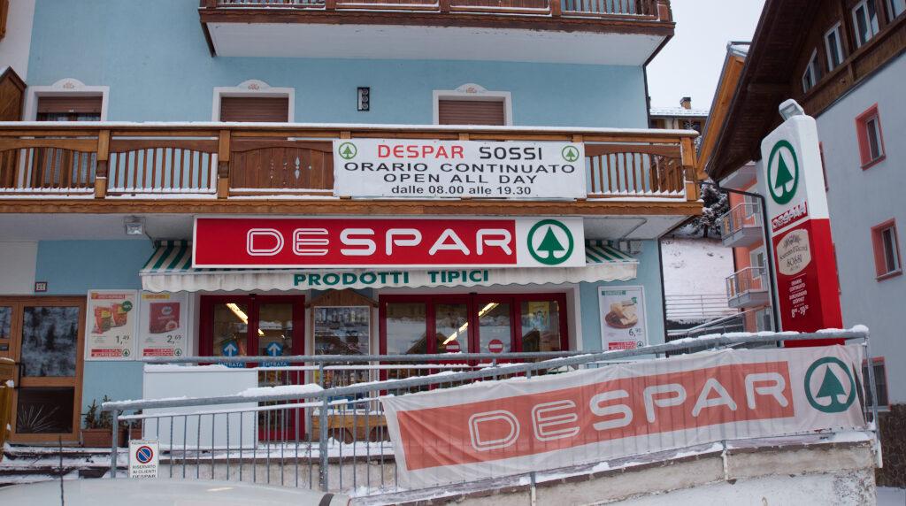 ELSKERSKI - Passo Tonale - Lokal Spar